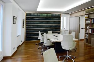 pareti divisorie studio notarile