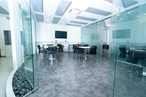 pareti divisorie in vetro comar