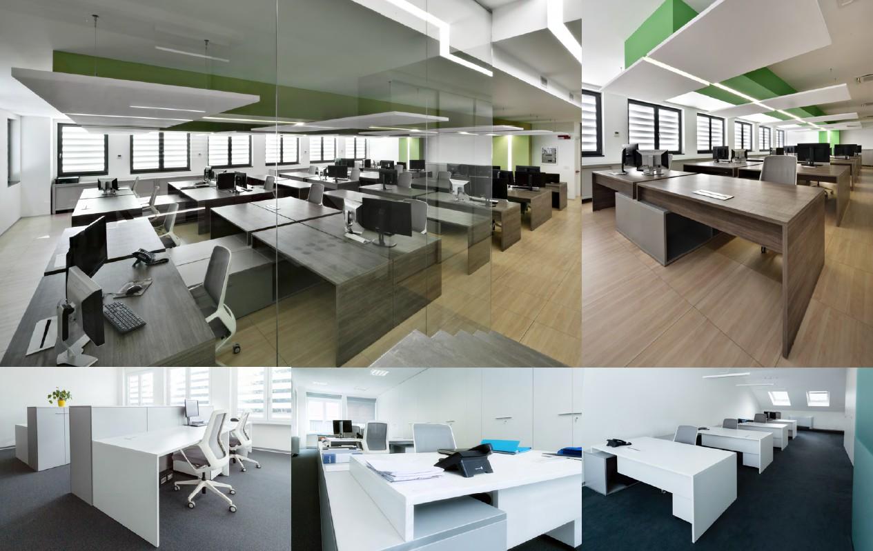 progettazione arredamento ufficio